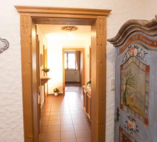 Zimmer Landhaus Franziskus