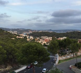 Blick von der obersten Etage Hotel Don Antonio
