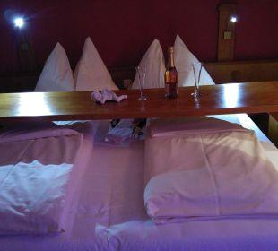Genialer Tisch Hotel Winzer Wellness & Kuscheln