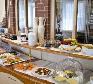 Frühstücksbuffet The Hotel