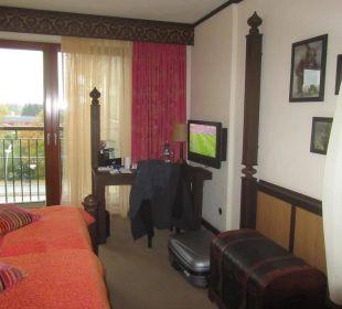 Blick ins Zimmer Lindner Park-Hotel Hagenbeck