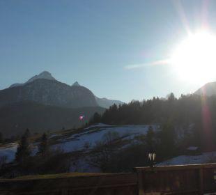 Leutasch Wanderurlaub im Winter Landhaus Karoline Wohlfühl-Ferienwohnungen