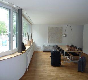 Speisezimmer Hotel Greulich