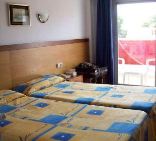 Hotelbetten Hotel Palma Playa - Cactus