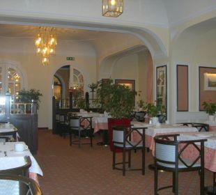 Speisesaal Hotel Panhans