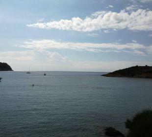 Blick in die Bucht  Olimarotel Gran Camp de Mar