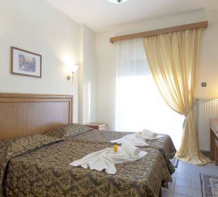 Double sea view  Hotel Alkyonis