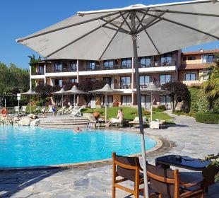 Sehr schöner Pool Anthemus Sea Beach Hotel & Spa