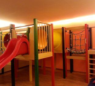 Indoor-Spielplatz Hotel Krallerhof