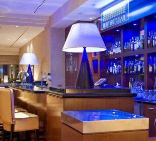 Blue note bar Hotel Corinthia Prag