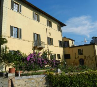 Villa/Haupthaus Hotel & Wine Resort Villa Dievole