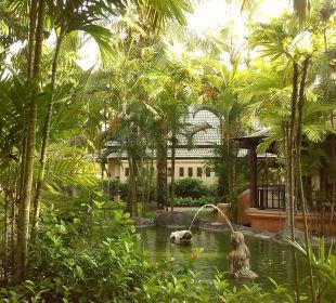 Bungalows am Gartenteich Hotel Mukdara Beach Villa & Spa Resort