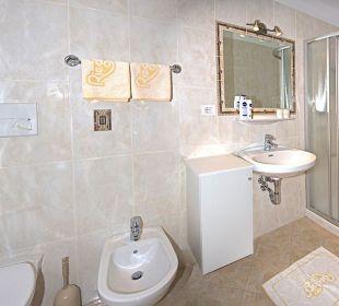 Unsere Badezimmer Appartements Riederhof