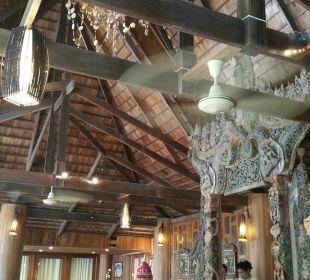Rezeption  Santhiya Koh Phangan Resort & Spa