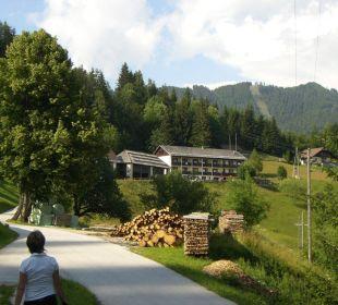 Berggasthof Lausegger BergPension Lausegger