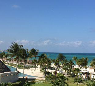 Ausblick vom Zimmer Secrets Maroma Beach Riviera Cancun