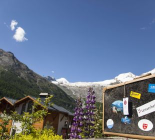 Ausblick Terrasse Boutique Hotel Saas Fee Sunstar Boutique Hotel Beau-Site Saas-Fee