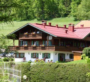 Frontal Landhaus Franziskus
