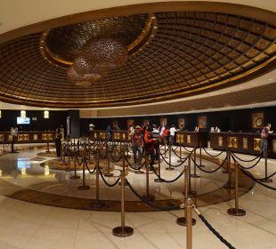 Lobby Hotel Sheraton Macao