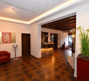 Lobby Moselromantik Hotel Thul