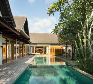 Three Bedrooms Courtyard Villa The Samaya Bali - Seminyak