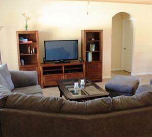 Wohnzimmer Villa Summertime