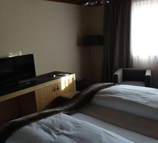 Großer TV Hotel Karwendelhof