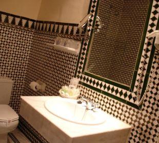 Badezimmer Hotel Alhambra Palace