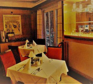 Ausschnitt vom Restaurant im Mondi Bellevue MONDI-HOLIDAY First-Class Aparthotel Bellevue
