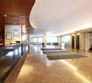 Hotelrezeption Hotel Playa Golf