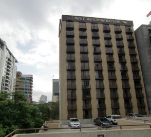Gebäude Best Western Hotel Bayside Inn
