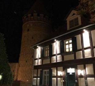 Gartenvilla Ringhotel Schloss Tangermünde