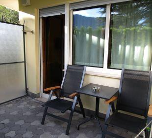 Terrasse Hapimag Resort Merano
