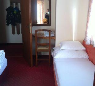 Blick zum Flur Hotel Das Platzl