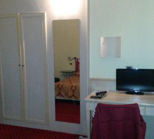 Gemütliches Zimmer Hotel Medusa