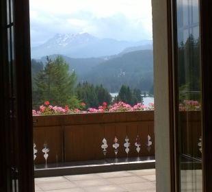 Pur Natur!  Hotel Waldhaus am See