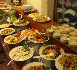 Abendbuffet kalt Aspen Hotel