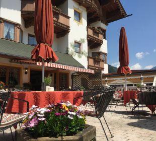 Außenansicht Olympia Relax Hotel Leonhard Stock