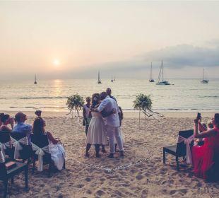 Beach Wedding  Hotel Dewa Phuket