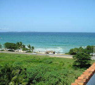 Ausblick von der anderen seite Hotel Pueblo Caribe