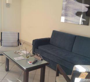 Wohnbereich Superior-Junior Suite (Zi. 655) Hotel H10 Tindaya