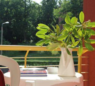 Balkonzimmer  Hotel Wald und See