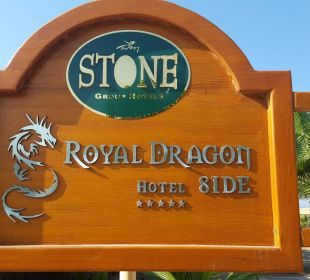 5 Sterne absolut berechtigt Hotel Royal Dragon