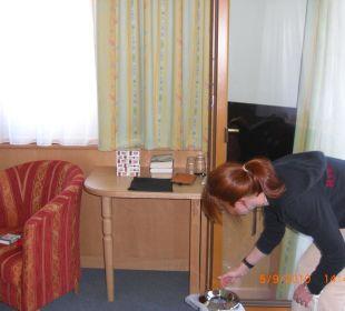 DZ Sitzecke Hotel Eder