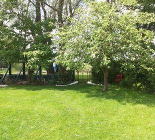 Gartenanlage Birkenhof Neuharlingersiel