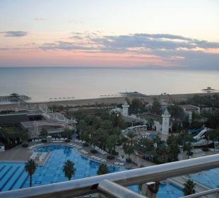 Sonnenuntergang Hotel Delphin Imperial