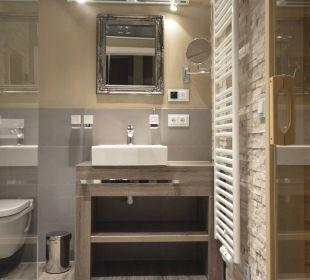 Appartment 10 - Badezimmer Stadt Chalet