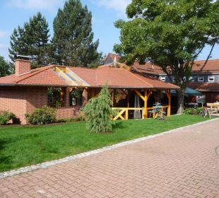 Pavillon Gasthof Brauner Hirsch Sophienhof
