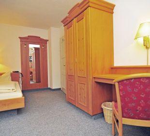 Einzelzimmer Hotel Trifthof