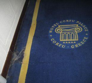 Teppich in den Fluren zu den Zimmern